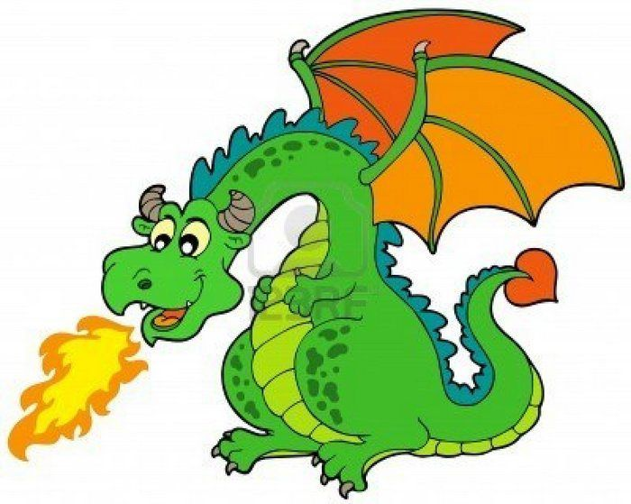 Dragon Face Clipart