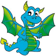 236x236 Free Dragon Clip Art Lil's 5th Birthday Party