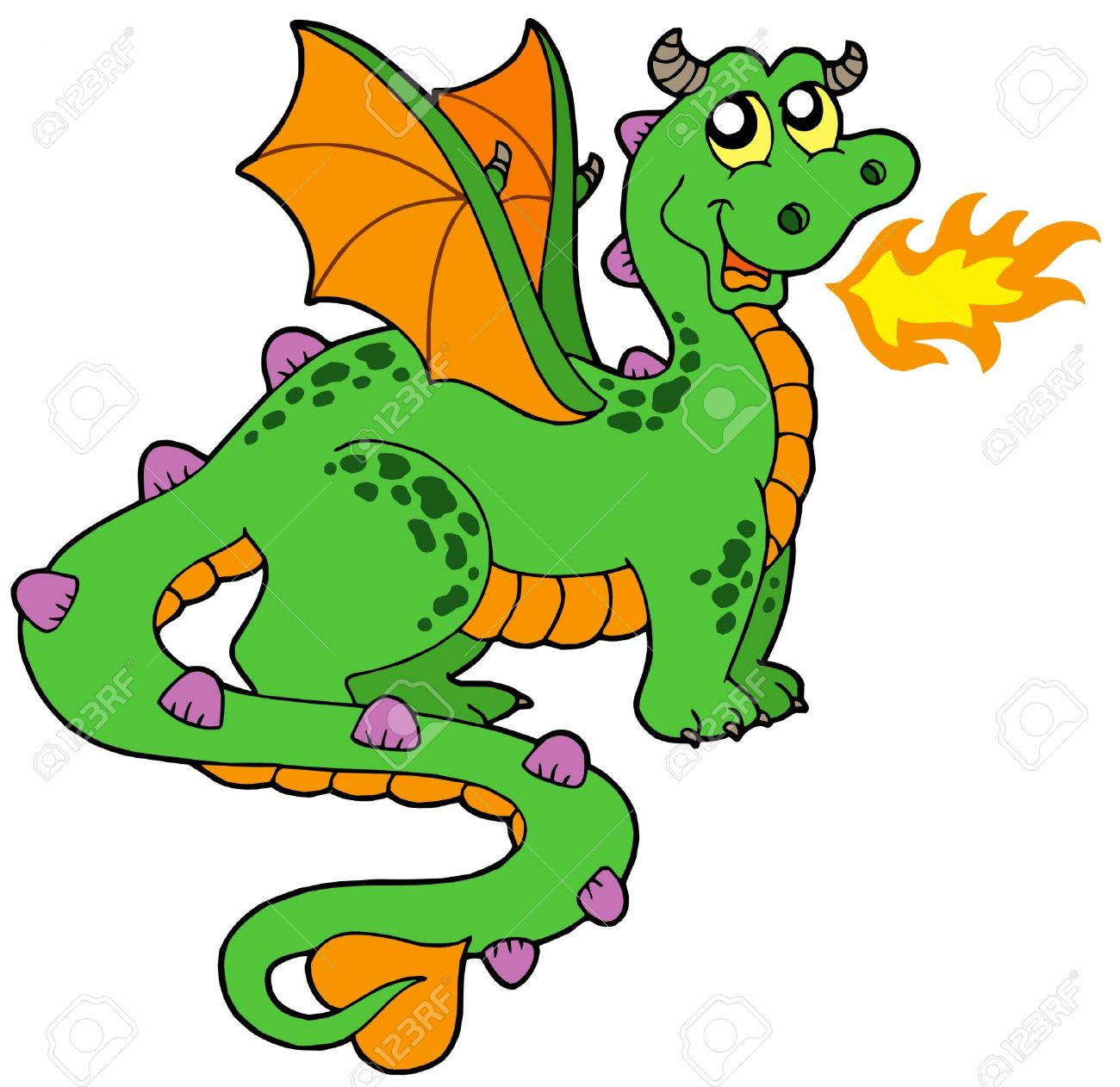 1300x1262 Tail Clipart Dragon Tail