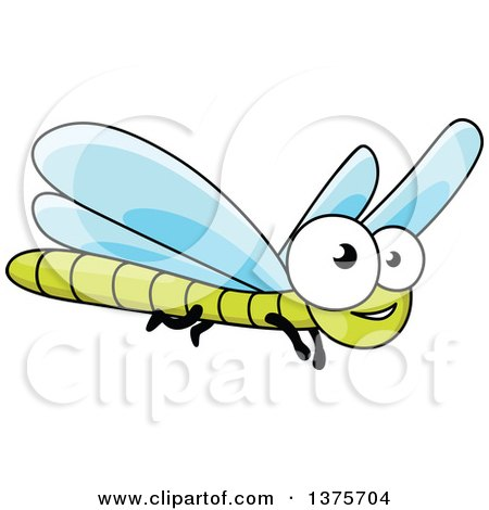 450x470 Clipart Of A Black And White Tribal Styled Dragonfly