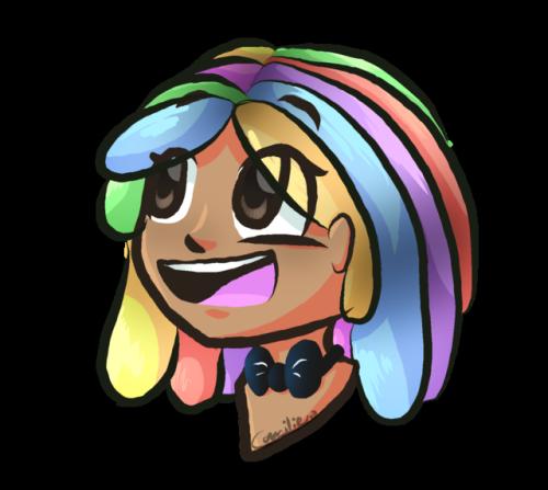 500x447 Rainbow Clip Art Tumblr