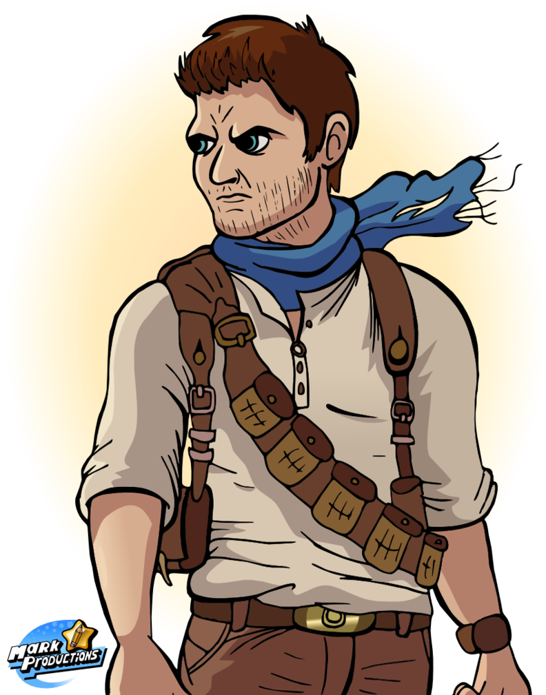 792x1009 Request Nathan Drake By Markproductions