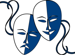 300x222 Theater Arts Clipart
