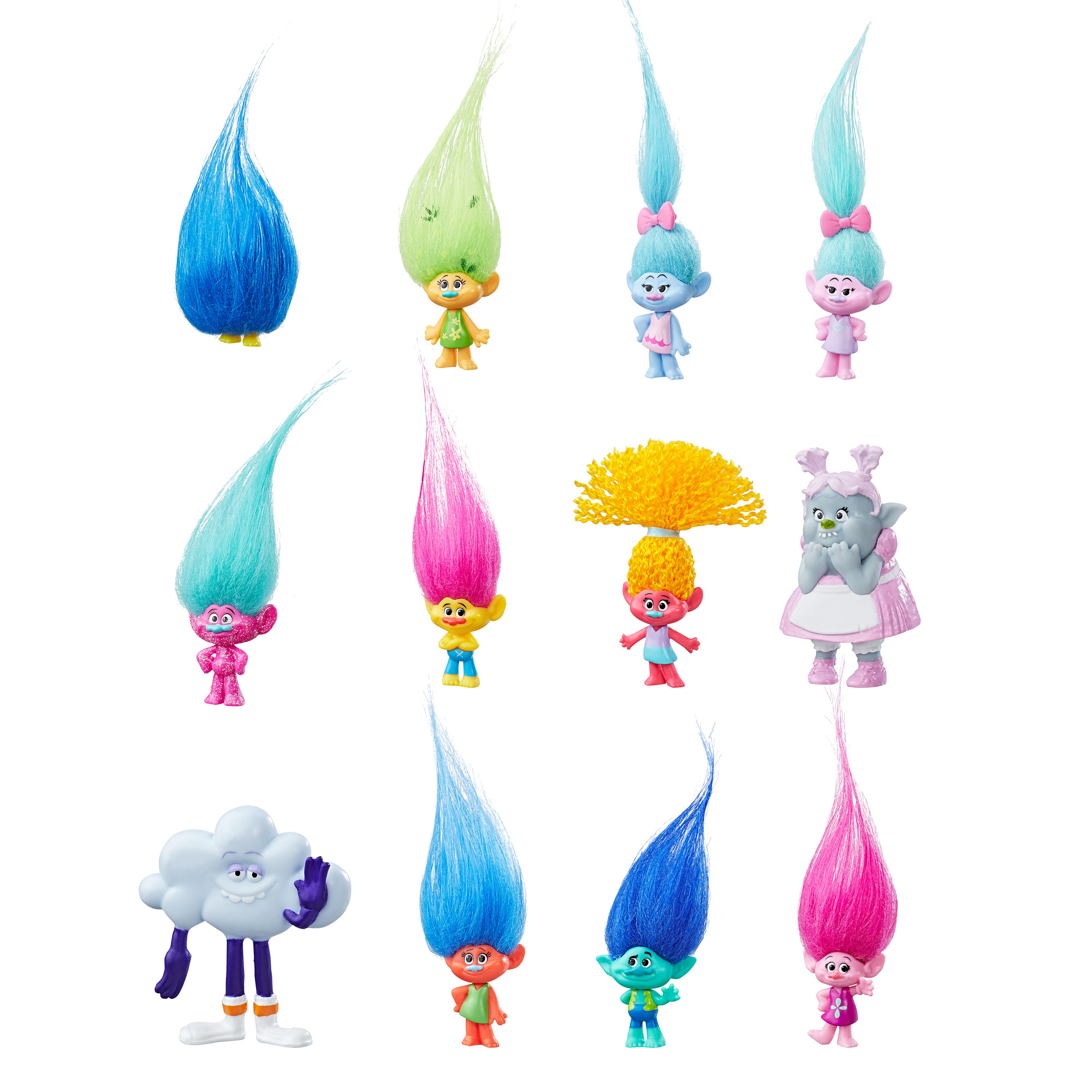 2000x2000 Dreamworks Trolls Surprise Mini Figure Series Hasbrotoyshop