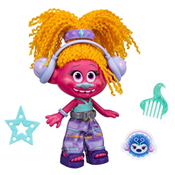 355x355 Dreamworks Trolls Dj Suki 9 Inch Figure Amazon.co.uk Toys Amp Games