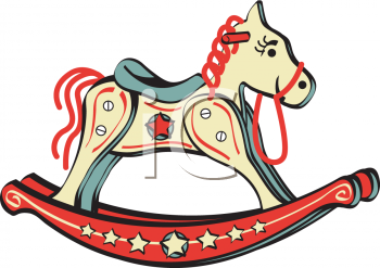 350x247 Free Horse Christmas Clipart Collection