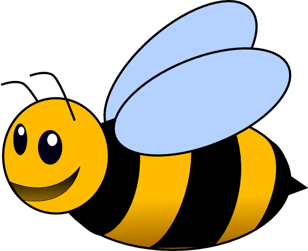 600x490 Bee Clipart Transparent Amp Bee Clip Art Transparent Images