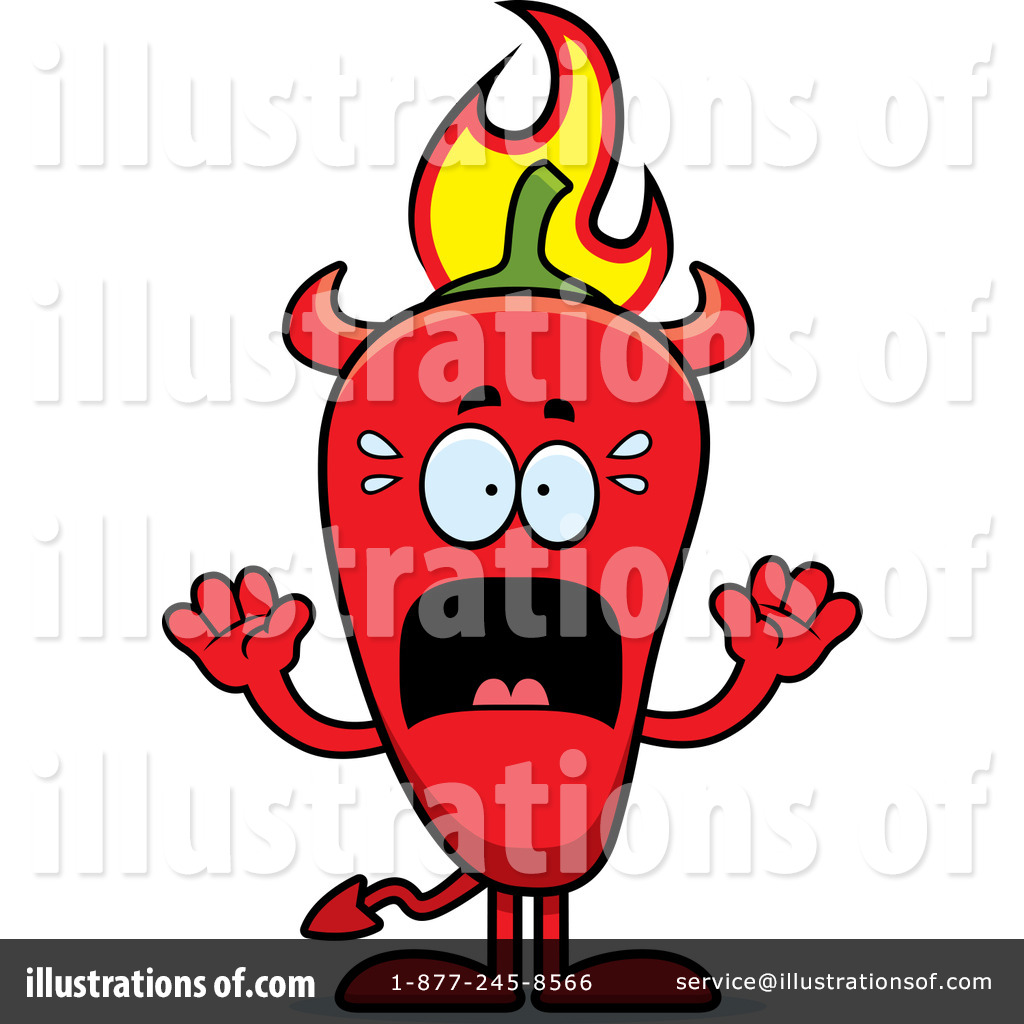 1024x1024 Chili Pepper Clipart