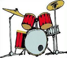 236x204 Drum Clip Art