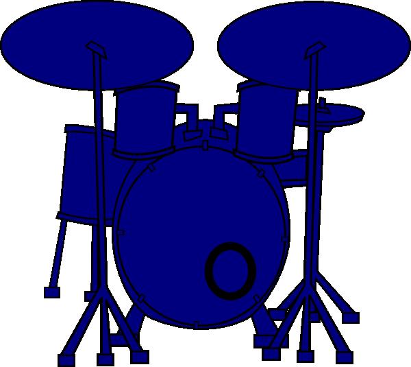 600x535 Drums Clip Art