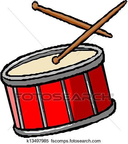 419x470 Deluxe Drum Clip Art Clipart