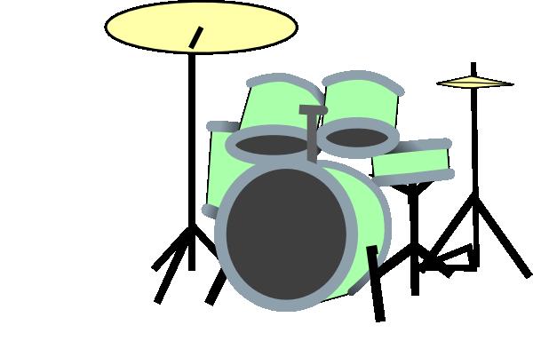 600x384 Drum Clip Art
