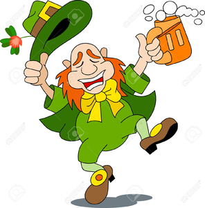 296x300 Drunk Irishman Clipart Free Images
