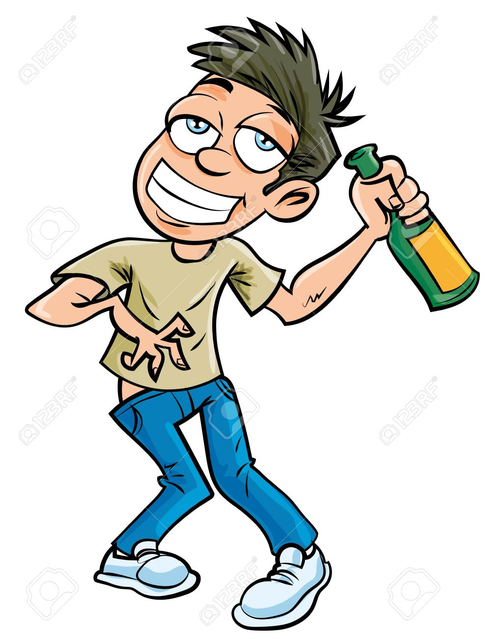 Drunk Clipart at GetDrawings.com | Free for personal use Drunk ...