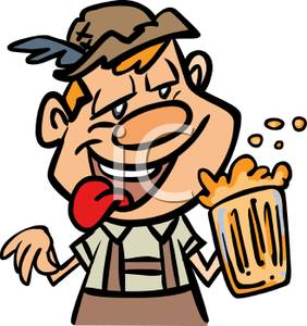 282x300 Drunk People Clipart