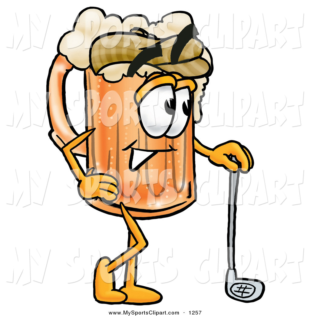 1024x1044 Golf And Beer Clipart Amp Golf And Beer Clip Art Images