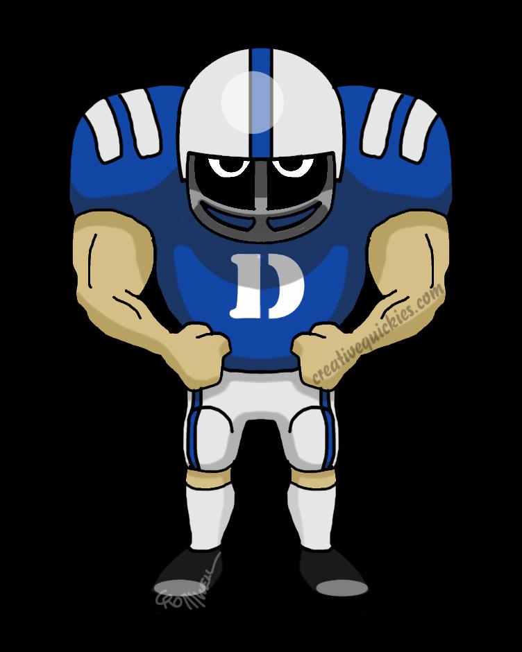 752x940 Durham North Carolina Duke University Blue Devils