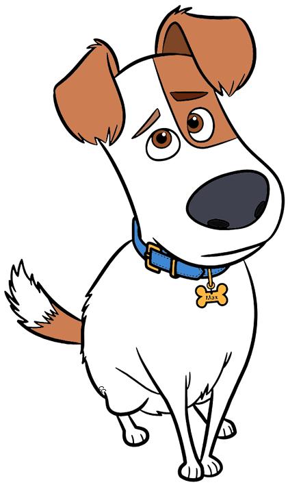 421x711 The Secret Life Of Pets Clip Art Cartoon Clip Art