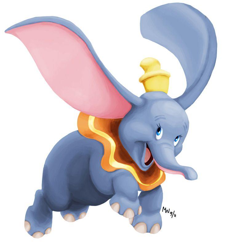 Dumbo Clipart