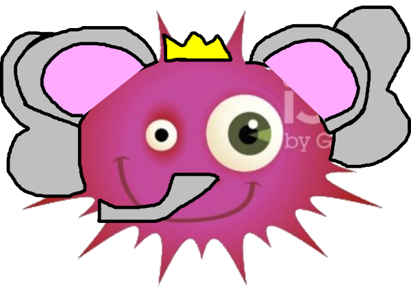 600x421 Dumbo Clip Art