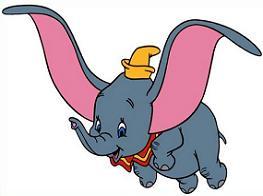 263x196 Free Dumbo Clipart