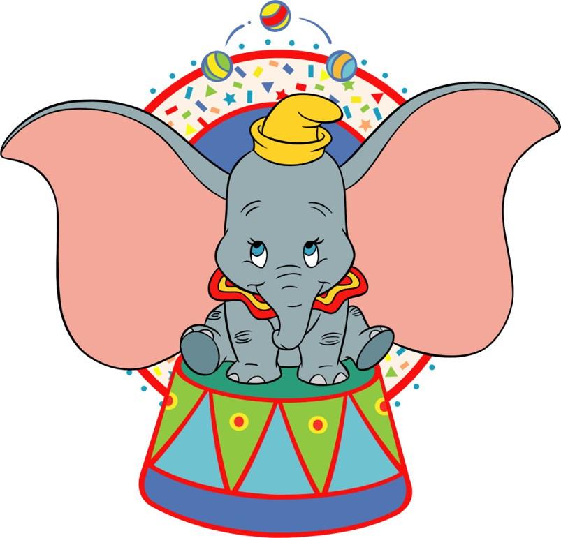 803x771 Be More Like Dumbo!