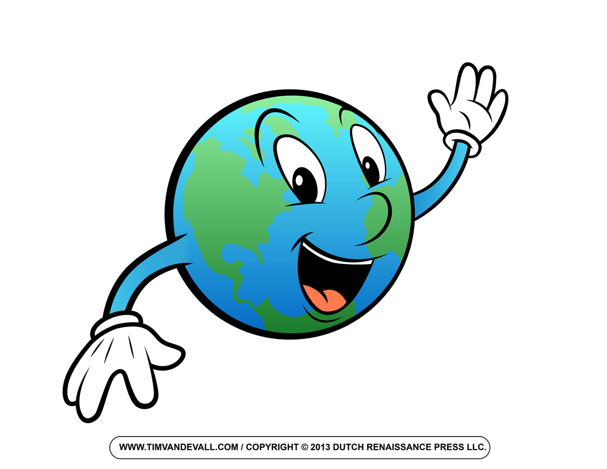 1200x927 Cute Earth Day Clipart Clipartfest 3