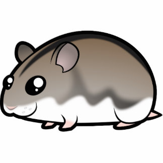 Dwarf Hamster Clipart