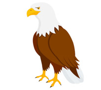 eagle clipart at getdrawings com free for personal use eagle rh getdrawings com clipart of eagles flying free clipart of eagles