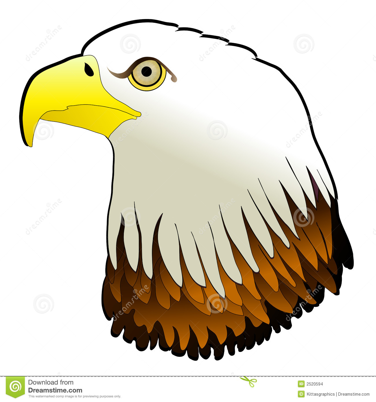 1300x1390 Bald Eagle Feather Clipart