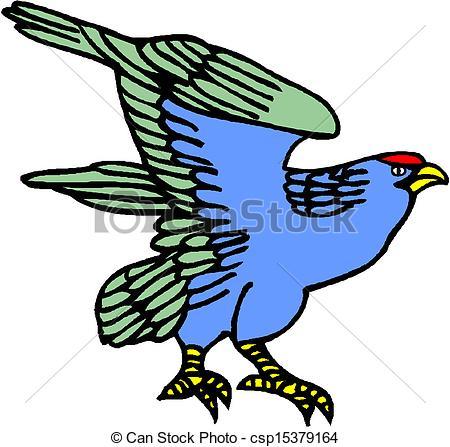 450x447 Flying Eagle Clip Art Vector