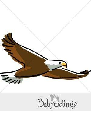 300x388 Soaring Eagle Clip Art Free Eagles Clip Art Free
