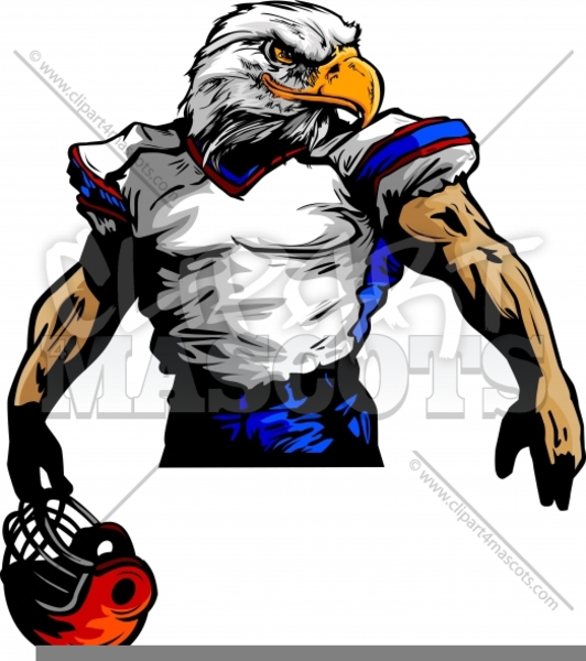 532x600 Philadelphia Eagles Football Clipart Free Images
