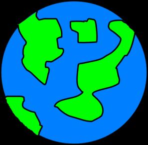 297x291 Earth Clip Art