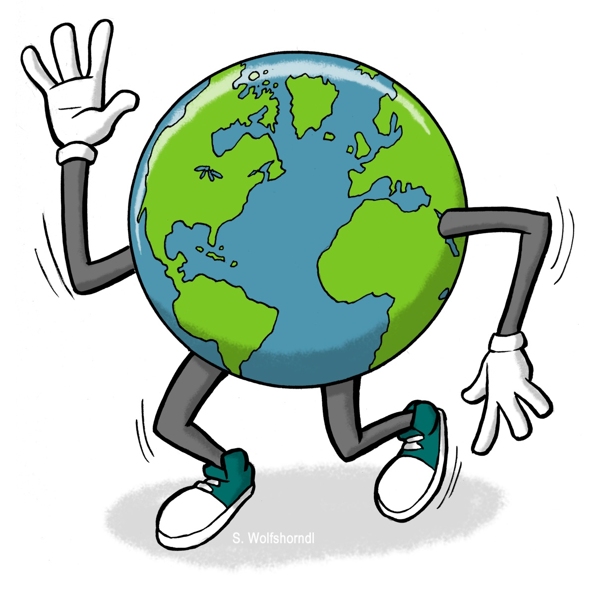 1200x1200 Image Of Globe Clipart For Kids
