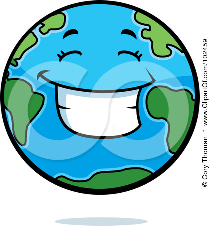 418x450 Earth Clipart Smiling Earth Clipart Clipart Panda Free Clipart