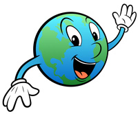 200x166 Earth Day Clip Art For Kids Clipart Panda