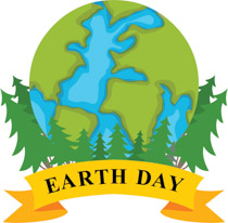 210x206 Earth Day Clipart