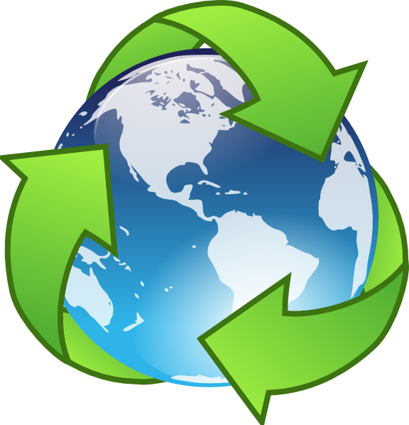 576x598 Free To Use Amp Public Domain Earth Day Clip Art Recycled Art