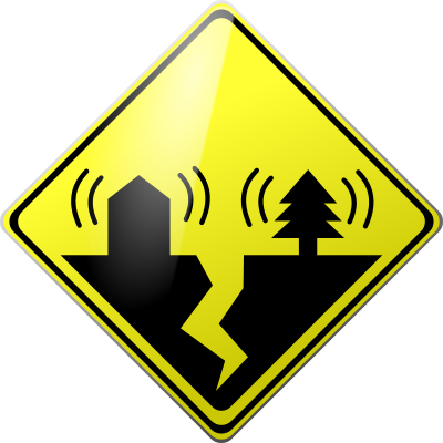 400x400 Free Clipart Earthquakes Collection