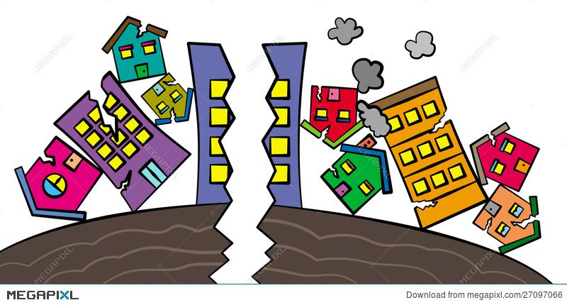 800x430 Photos Earthquake Cartoon Clip Art,