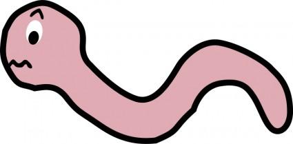 425x209 Funny Earthworm Cartoon Vector Clip Art Free Vector Free Download