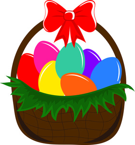 279x300 Free Easter Basket Clipart Image 0515 1104 0121 0737 Easter Clipart