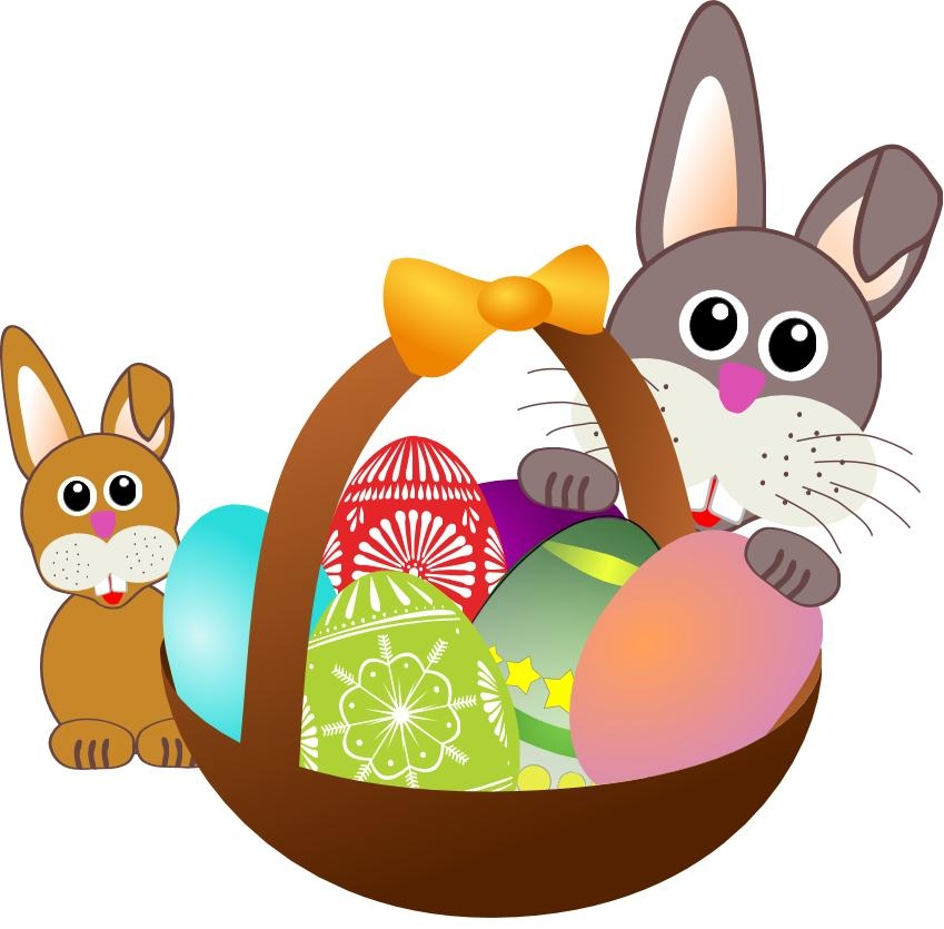 849x835 Easter Clipart Free