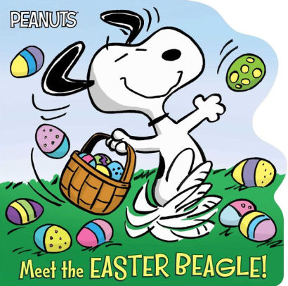 410x406 Meet The Easter Beagle! By Charles M. Schulz, Vicki Scott