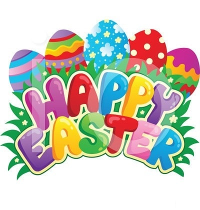 400x420 99 } Happy Easter 2018 Clipart Images Free Download