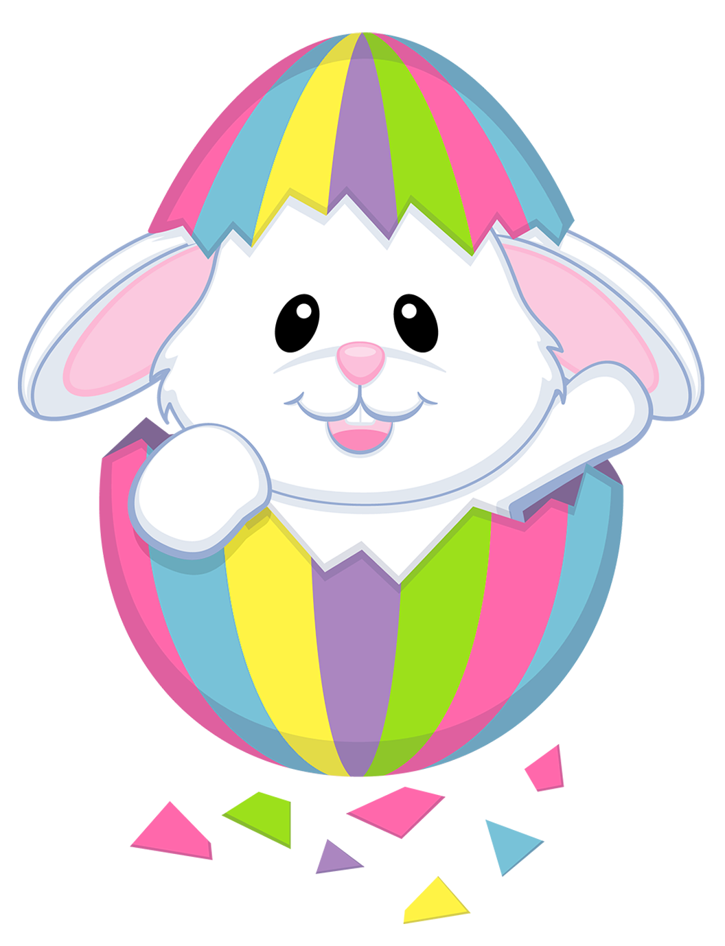 1056x1378 Easter Bunny