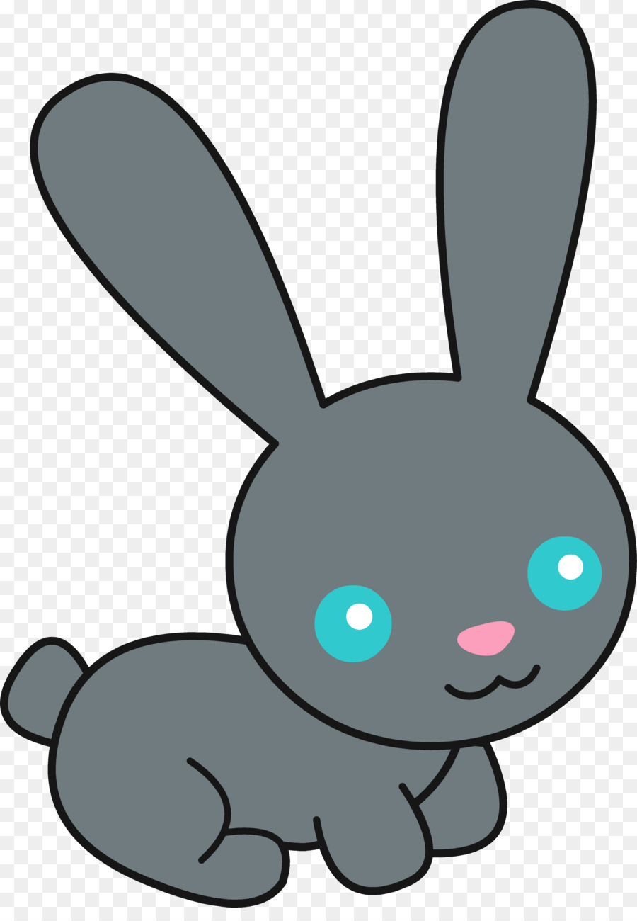 900x1300 Easter Bunny Rabbit Cuteness Clip Art
