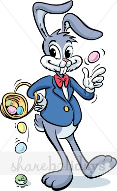 238x388 Funny Easter Bunny Clipart Easter Clipart