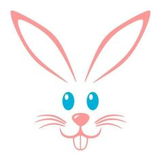 236x236 Clipart Bunny Face Bunny Face Clipart